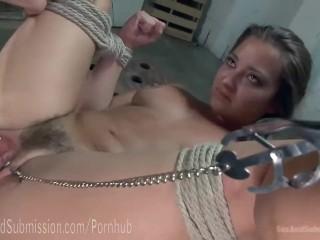 Intense BDSM Bondage Movie