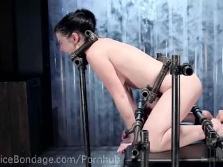 Veruca James Brutal Bondage BDSM