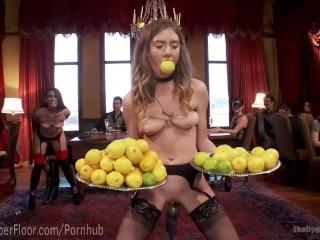Brunch Sex Slave Party