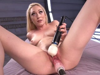 Lily LaBeau in Machine Fucked