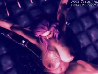 Massive Fucking Machine | Komotor Animations