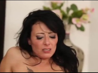 Intensely Hot Sweaty Lesbian Fuckfest Between 2 Beautiful Women