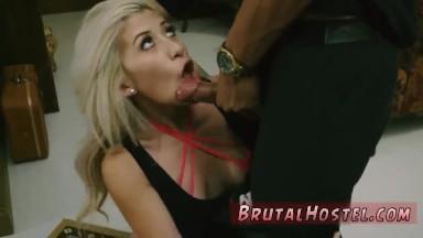 Brother bondage Rope bondage, whipping, extraordinary harsh sex, gagging,
