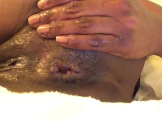 Karmen little Dirty Anal Whore Cumming Fisting my BOOTYHOLE
