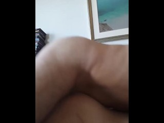 Daddy please fuck my little ass. ( Reupload  added  moment of penetration )