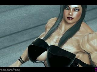 Fem-Power Amazons Cinematic - XXX - Muscle Girl Animations -Trailer 2