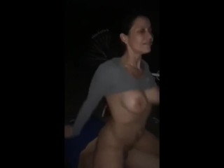 Perfect MILF Cowgirl amazing cock ride