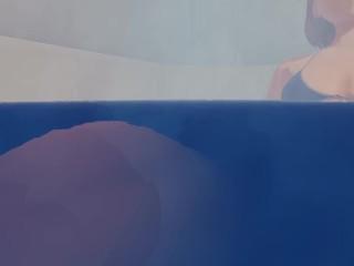 ResizeMe - see my new swimwear part 2 (Giantess And Shrink)