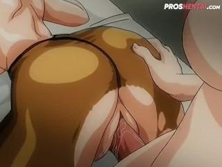 Futanari Lesbian | Uncensored Hentai
