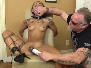 Holly Hendrix - Latina Teen BDSM - Enduring Painful Beauty 1