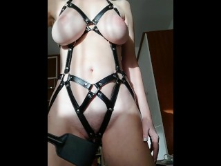 bdsm solo play