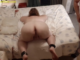 2019-05-03 S2C12 MMmf BDSM Bisexual Swingers 4sum with BBW Slave fuckmeat