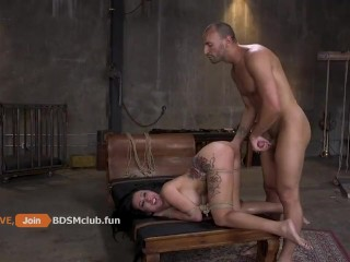 amazing BDSM Experience! This Shoot Is Not To Be Missed