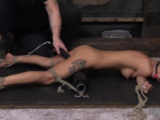 Kenzie Reeves - Dungeoncorp BDSM - A Fine Piece of Bound Meat 3
