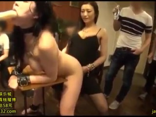 PDD-002 Public BDSM Training