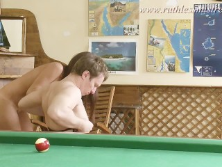 RuthlessMistress.com - A game he could not win