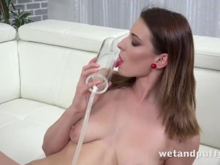 She Goes Crazy With Sex Toys!