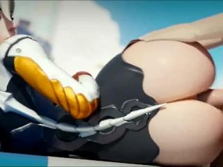 Overwatch Best Porn Hentai Compilation (FULL AUDIO)
