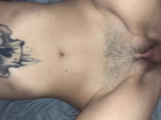 Hottest Sloppy BJ Turns To Rough Fucking