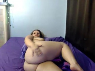 Thick moaning midget Sammy West with a phat ass booty