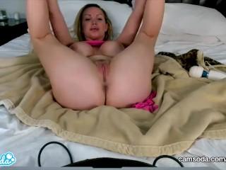 CamSoda - Nikki Benz Wants You to Cum with her