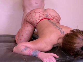 Big ass MILF is provoking huge cumshots - HD COMPILATION