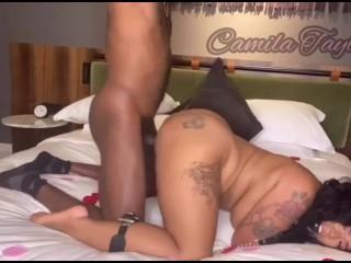 Camila Taylor- Valentine's Day BDSM with BBC