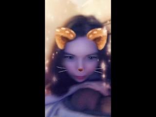 Step Sister Suck On Snapchat