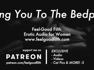 Tied To The Bed: Thick Cock Fucking Your G-Spot (Erotic Audio for Women)