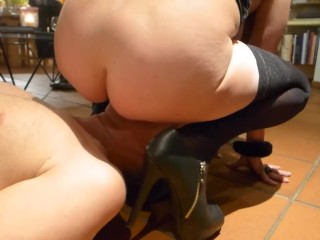 BDSM anal fuck to orgasm amateur swedish mom from kvinnor.eu