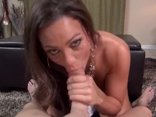 Tiny Schoolgirl with Gag Sloppy Deepthroat and Cum in Mouth