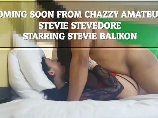 Stevie Balkon is Stevie Stevedore coming soon to Pornhub Premium