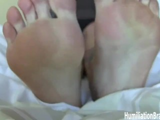 Barefoot Feet JOI Instructions - LoversHeels@Pornhub