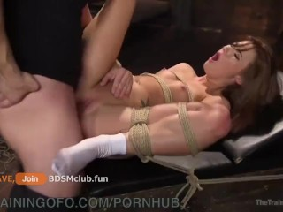obeyed to gain bdsm experience