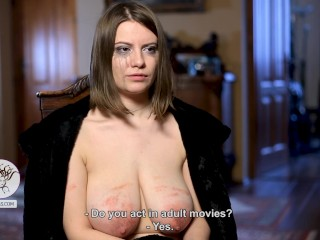 Slave girl talks about her BDSM scene