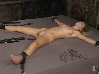Molly Mae - Teen BDSM - Beast Punishing Beauty 4