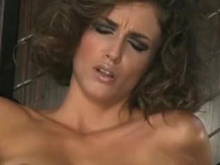 Malena Morgan fingers herself to orgasm