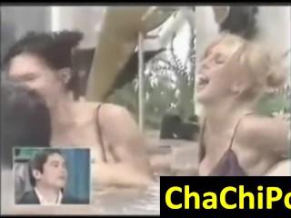 Malena Gracia Totalmente desnuda