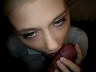18yo student Hannah Hays HIGH SCHOOL TRY OUT submissive Teen BDSM POV