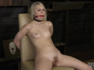 Lily Rader - Blonde Teen BDSM - Lily in Bloom 1