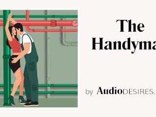 The Handyman (Soft BDSM Story, Erotic Audio, ASMR Porn for Women)