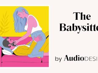 The Babysitter - Erotic Audio - Porn for Women - ASMR Audio Erotica