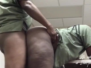 Hot Chubby Girl fucked in her Office