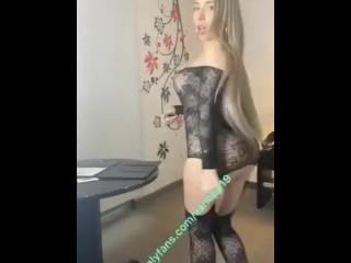 Vanessa twerk