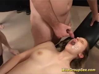 hot german groupsex bukkake fuck orgy