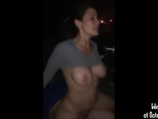 Super Hot Perfect Body MILF Reverse Cowgirl Orgasm