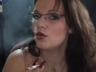 Extreme Chain Smoking (Heavy Smoking Angel)