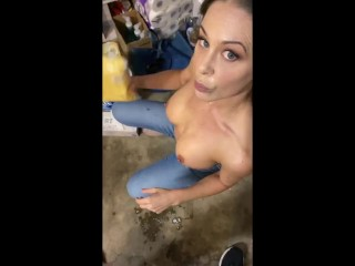 Suck my cock after you fucked your boyfriend