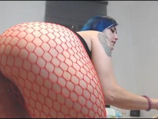 Full show on the webcam