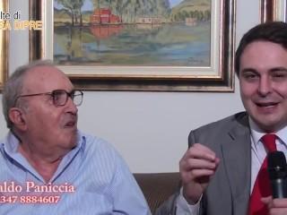 Osvaldo Paniccia presentato da Andrea Dipré